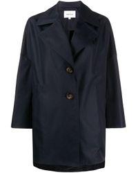 Enfold オーバーサイズ ジャケット Blue