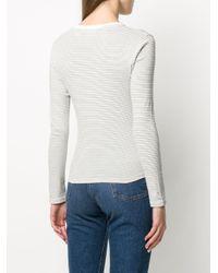 Levi's Baby ロングtシャツ White