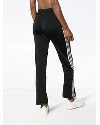 Adidas ロゴ トラックパンツ Black