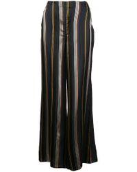 Roksanda - Blue Arneau Striped Trousers - Lyst