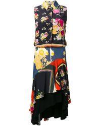 Preen Line フローラル デイドレス Multicolor