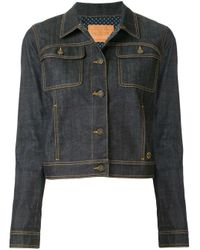 Louis Vuitton デニムジャケット Blue