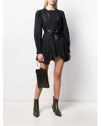 Jupe Prandali Étoile Isabel Marant en coloris Black