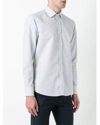 Etro White Classic Shirt for men