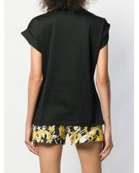 Versace メデューサ Tシャツ Black