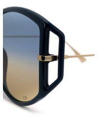 Солнцезащитные Очки Direction 2 Dior, цвет: Blue