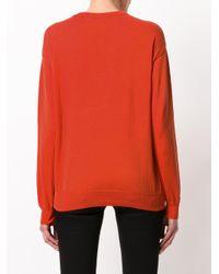 Moschino Multicolor Dog Sweatshirt