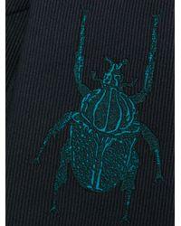 Галстук С Вышивкой Paul Smith для него, цвет: Blue