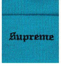 Berretto 8-Ball di Supreme in Blue