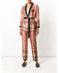 Forte Forte Orange Kimono Blazer