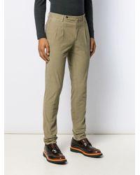 PT01 Multicolor Classic Straight Leg Chinos for men