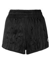 Alexander Wang Black Gym Shorts