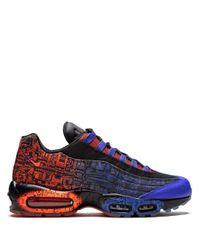 メンズ Nike Air Max 95 Premium Db スニーカー Black