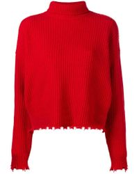 Closed Red X Girbaud Sweater