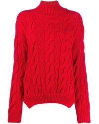 Maglione di Simone Rocha in Red