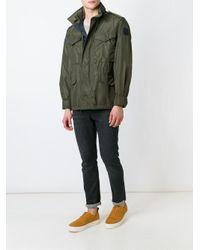 Moncler - Green 'danick' Jacket for Men - Lyst