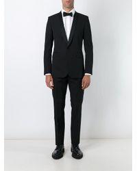 メンズ Saint Laurent Iconic Le Smoking スーツ Black