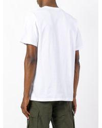 Carhartt White Usa 313 T-shirt for men