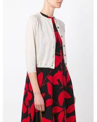 Marni Multicolor Cropped Cardigan