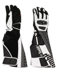 Gants de moto GmbH pour homme en coloris Black