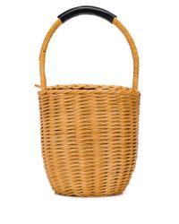 A.P.C. Multicolor Jeanne Tote Bag