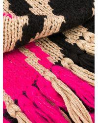 Sciarpa di Just Cavalli in Pink