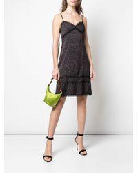Vestito a pois di Kiki de Montparnasse in Black