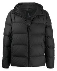 Rains Gefütterter Mantel in Black für Herren