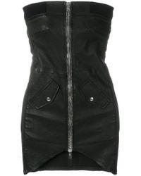 RTA Black Kenzie Dress