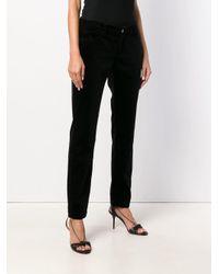 Dolce & Gabbana スリムパンツ Black