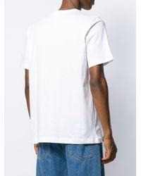 メンズ Adidas Tシャツ White