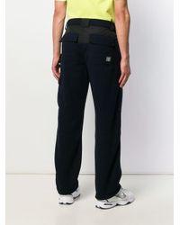 メンズ MSGM ストレートパンツ Black