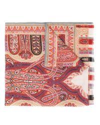 Etro Calcutta スカーフ Multicolor