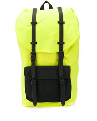 Herschel Supply Co. Little America バックパック Yellow