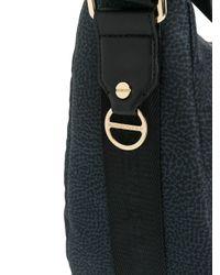 Bolso de hombro Luna mediano Thomas Tait de color Black