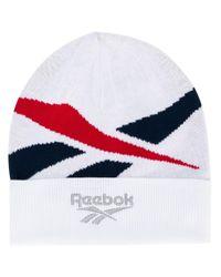 Шапка-бини С Логотипом Reebok, цвет: Multicolor