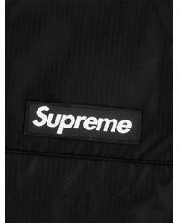 メンズ Supreme バックパック Black