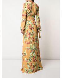 PATBO ラップドレス Multicolor
