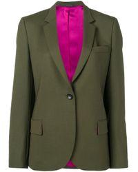 Blazer de vestir PS by Paul Smith de color Green