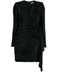 Givenchy プリーツ ミニドレス Black