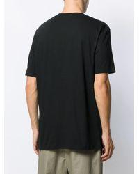 Jil Sander Klassisches T-Shirt in Black für Herren