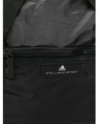 Adidas By Stella McCartney ロゴ ボストンバッグ Black