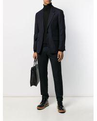 Maglione a collo alto di Paul Smith in Black da Uomo