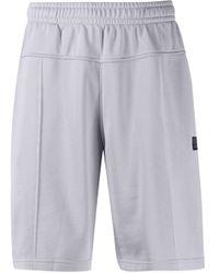 メンズ Adidas トラックショーツ Gray