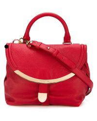 See By Chloé Gray Small 'lizzie' Tote