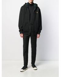 Top à col roulé à manches longues Polo Ralph Lauren pour homme en coloris Black