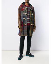 Duffle-coat à capuche Missoni pour homme en coloris Blue