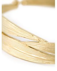Wouters & Hendrix Metallic 'bamboo' Bangle