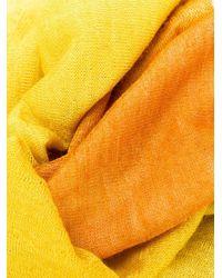 Шарф В Стиле Колор-блок Missoni, цвет: Yellow