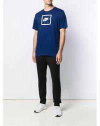 メンズ Nike Air Tシャツ Blue